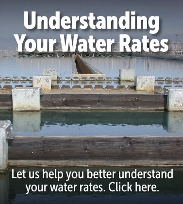 Understand Your Water Rates